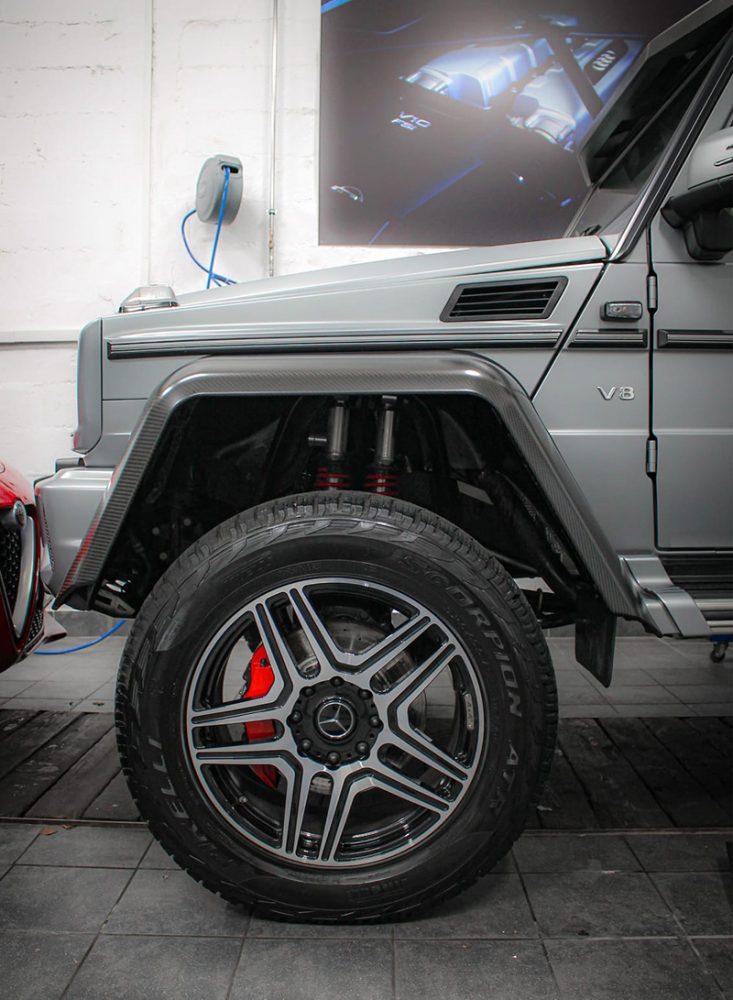 VENALO Mercedes G500 4x4